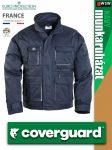 Coverguard NAVY II kabát - munkaruha