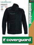 Coverguard OROSI BLACK ripstop munkakabát - munkaruha