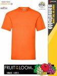 Fruit of the Loom Valueweight T-Shirt póló polonagyker