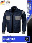 Qualitex PRO 245 NAVYGREY prémium technikai kabát - munkaruha