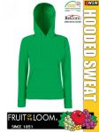 Fruit of the Loom LadyFit HOODED pulóver