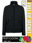 Fruit of the Loom Lady Fit HOODED JACKET női kardigán - pulóver