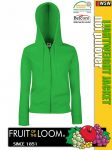 Fruit of the Loom LIGHTWEIGHT JACKET női pulóver - munkaruha