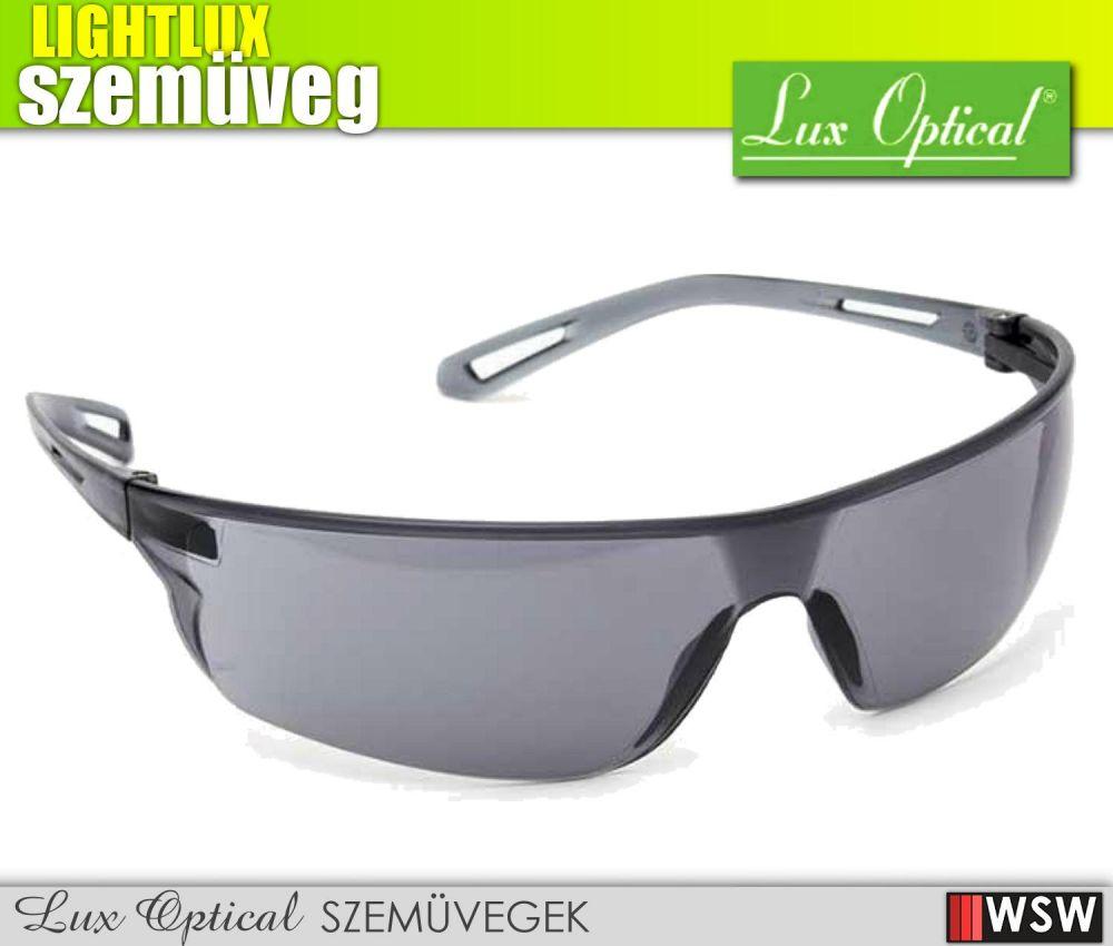Lux Optical LIGHTLUX munkavédelmi védőszemüveg UV400 - munkaruha ... 37549fdedc