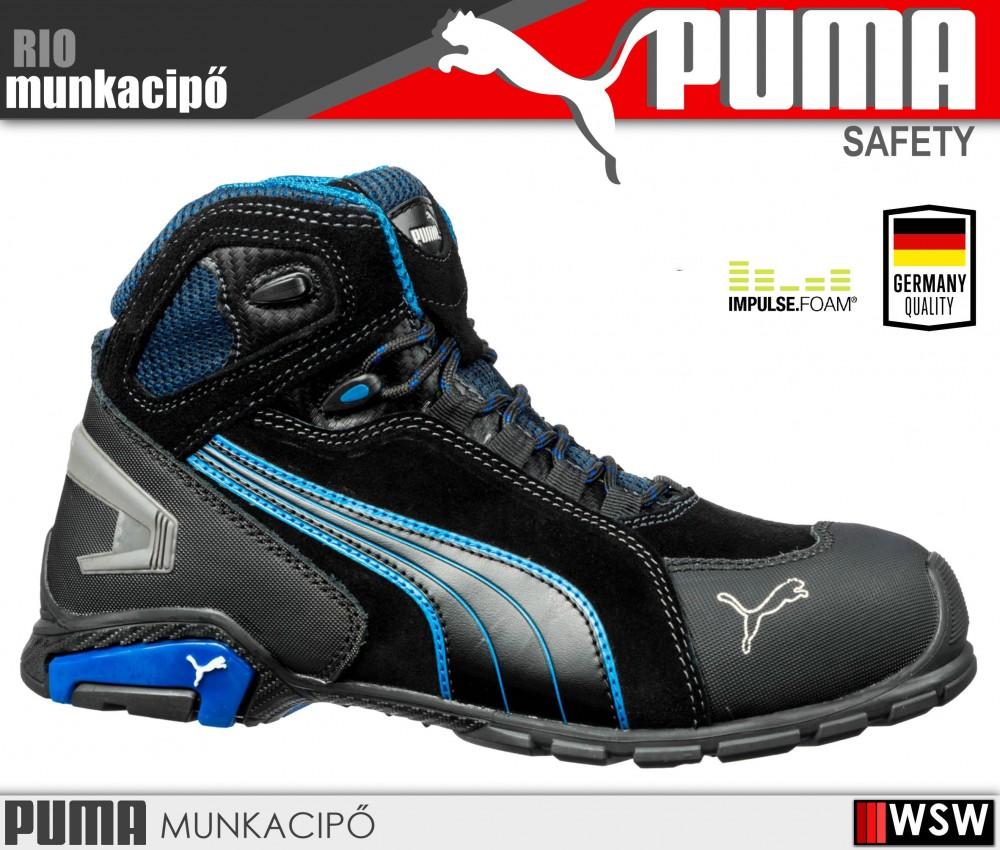 Puma RIO S3 munkabakancs - munkavédelmi cipő - munkaruha ... 52dd2668cc
