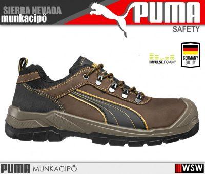 Puma NIOBE S3 technikai női munkacipő munkavédelmi cipő