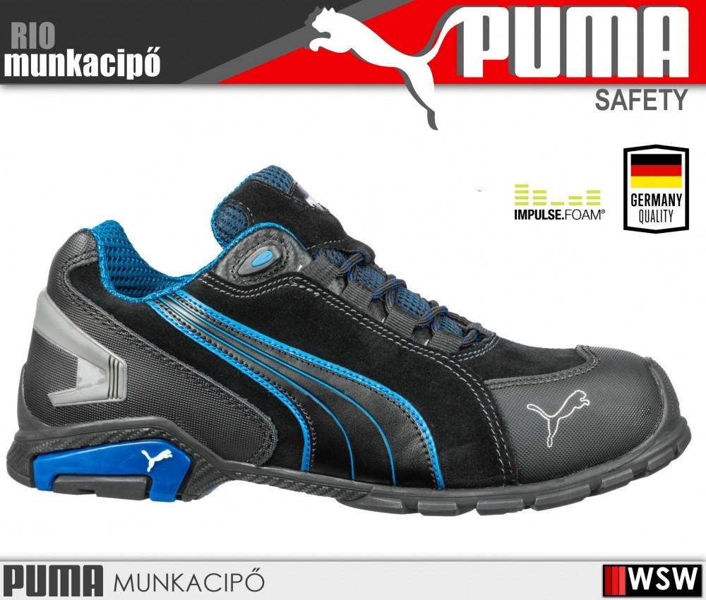 Puma RIO S3 munkacipő - munkavédelmi cipő - munkaruha 93d07a3235
