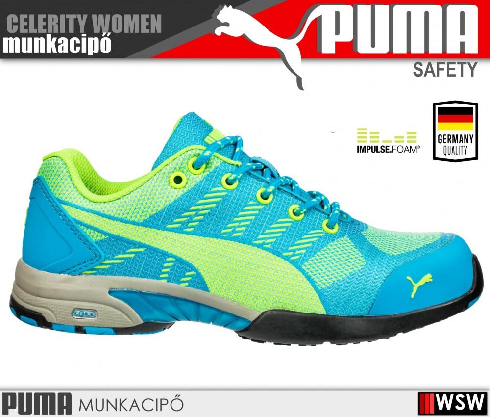 7219a409b870 Puma CELEBRITY KNIT S1P női munkacipő - munkavédelmi cipő ...