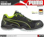 Puma FUSE TC GREEN S1P munkacipő - munkavédelmi cipő