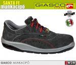 Giasco ERGO SAFE SANTA FE S1P prémium gördülőtalpas technikai cipő - munkacipő