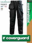 Coverguard BOUND fekete deréknadrág - munkanadrág