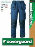 Coverguard BOUND kék deréknadrág - munkanadrág