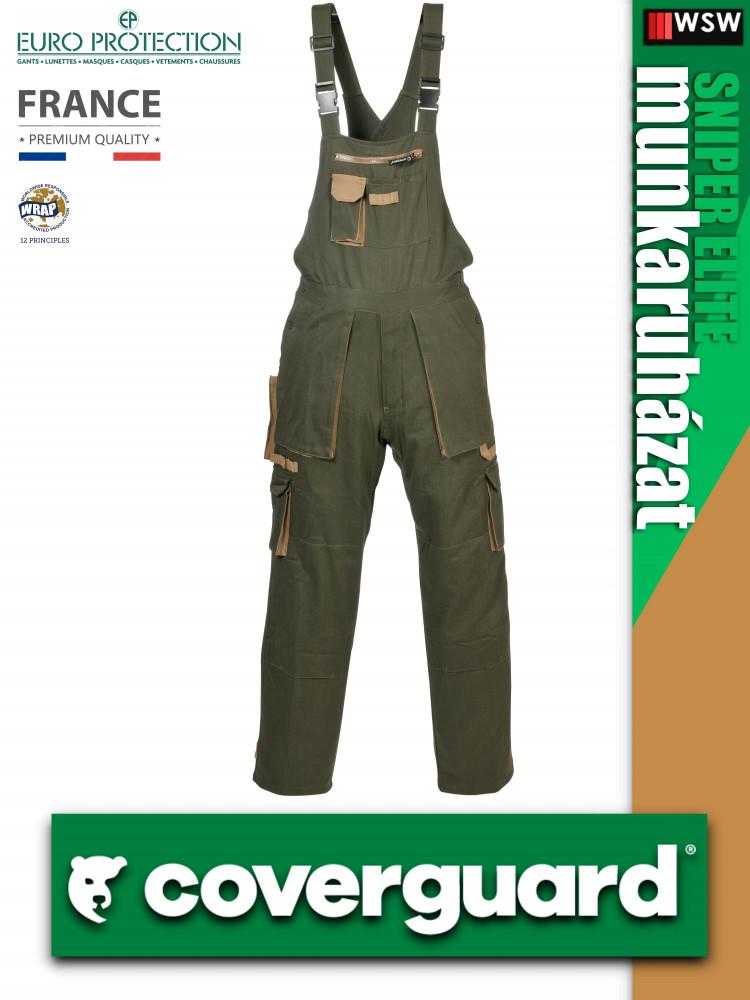 0bf9120205 Coverguard Sniper Elite kantárosnadrág - munkaruha - munkaruha ...