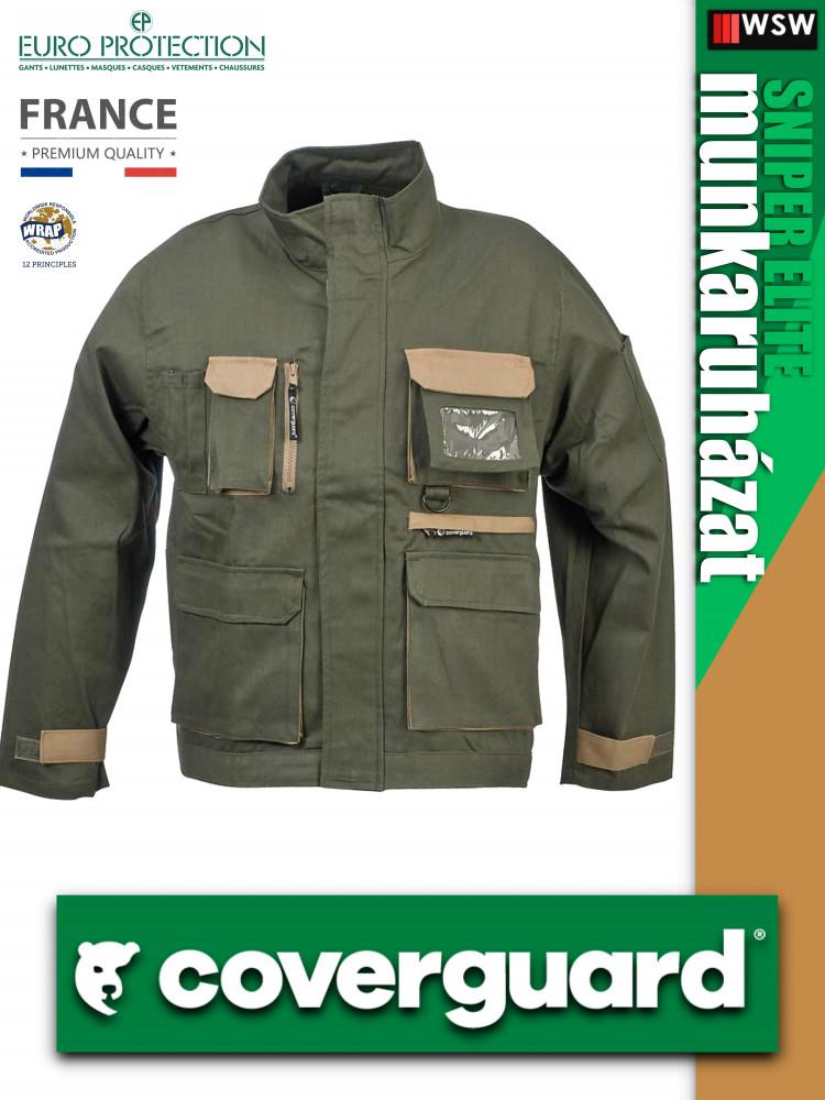 Coverguard Sniper Elite kabát - munkaruha - munkaruha 7140e4d6f0