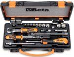 11 tizenkétszögű dugókulcs és 8 tartozék fémdobozban_900MB_C19