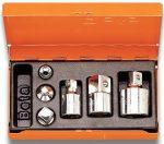 6 adapter dugókulcsokhoz fémdobozban_902R_C6