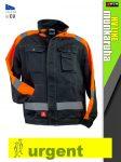 Urgent HVLINE ORANGE technikai láthatósági kabát - munkaruha