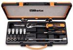6 csavarhúzóbetét, 6 dugókulcs Torx®-csavarokhoz és 4 tartozék fémdobozban_920TX_C17