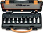 9 részes imbusz-dugókulcs készlet Torx® csavarokhoz fémdobozban_920TX_C9