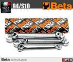 Beta szerszám - 10 részes nyitott hollander kulcs készlet