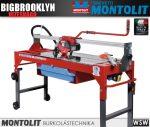 Montolit Tornadó elektromos csempevágó - járólapvágó gép
