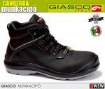 Giasco 24HOURS CANBERRA S3 prémium széles lábfejű bakancs - munkacipő