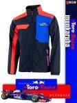 Scuderia TORO ROSSO munkaruha technikai softshell kabát - a RED BULL Honda Forma1-es csapat ajánlásá