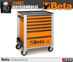 Beta 7 fiókos szerszámkocsi - szerszám