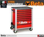 Beta 8 fiókos szerszámkocsi - szerszám