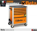 Beta 6 fiókos szerszámkocsi borulságátlóval - szerszám