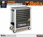 Beta 7 fiókos szerszámkocsi borulságátlóval - szerszám