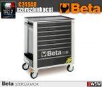 Beta 8 fiókos szerszámkocsi borulságátlóval - szerszám
