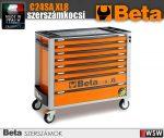 Beta 8 fiókos XL szerszámkocsi borulságátlóval - szerszám