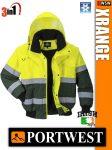 Portwest XRANGE jólláthatósági bélelt kabát - 3in1