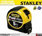 Stanley FATMAX mágneses végű msz. 5m - szerszám