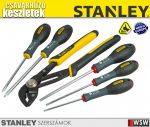 Stanley 5 r.FATMAX csavarhúzó klt vízpumpafogóval - szerszám