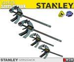 Stanley gyorsszorító szett (tartalmaz 2db l 300mm és 2db m 150mm szorítót ) - szerszám