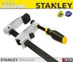Stanley párhuzamszorító 600mm - szerszám