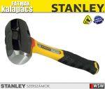 Stanley FATMAX vibrációtompítású drilling kalapács 1361gr - szerszám