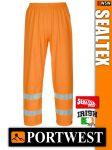 Portwest SEALTEX FLAME antisztatikus lángálló esőnadrág - munkaruha