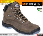 Portwest Steellite All Weather S3 lélegző munkabakancs