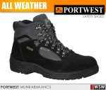 Portwest Steellite All Weather S3 lélegző munkabakancs