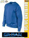 Gildan DRYBLEND Crewneck férfi pulóver