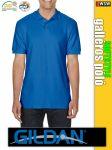 Gildan SOFTSTYLE rövidujjú férfi galléros póló