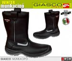 Giasco HARD ROCK WINTER S3 prémium bélelt technikai bakancs - munkacsizma
