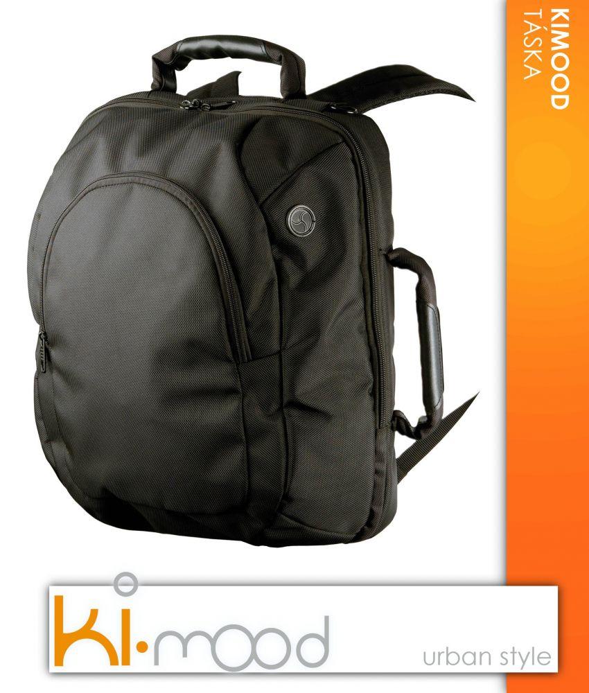 db838826e3f9 Kimood LAP TOP COMBO BACKPACK AND BRIEFCASE laptoptáska - irattartó táska