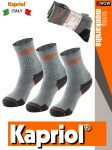 Kapriol CARGO WORK rövidszárú zoknI csomag (3 pár) - munkaruha
