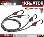 Kreator gumipók rögzítőkötél szett - szerszám
