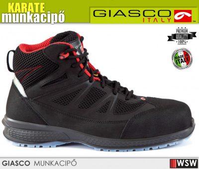 Giasco KARATE S3 prémium technikai bakancs munkacipő