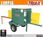 Triax LIMPIA zsalupanel tisztító gép